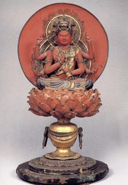 Le dieu des énergies passionnelles : Aizen Myô